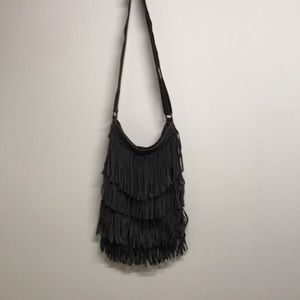 American Eagle crossbody w matching change purse